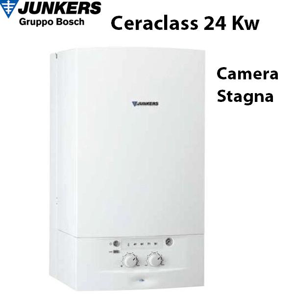 Caldaia Junkers Bosch Roma