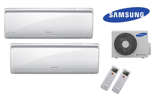 Climatizzatore Samsung Roma